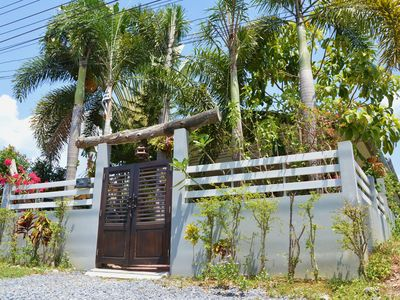 House 4 people 100 meters from a beautiful beach