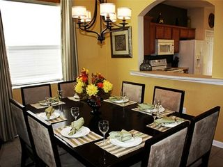 Windsor Hills villa photo - Dinning Room