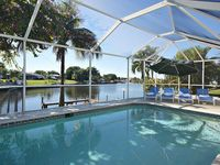 Gorgeous view, Gulf access, large heated pool