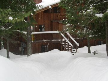 Our Place With Lovely Soft White Powdery Snow
