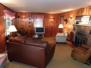 Relax In Vintage Style With Full View Of The Lake - Walloon Lake cottage vacation rental photo