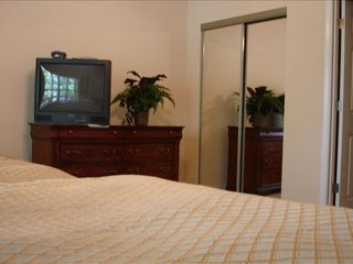 Branson condo photo - Bedrooms with private TV and Bathroom
