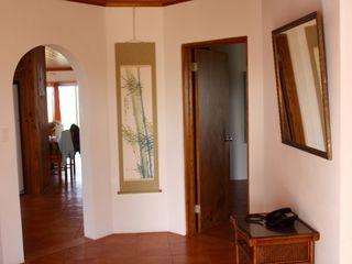 Governor's Harbour house photo - Hallway in elegantly appointed Villa Atlantic Sunrise