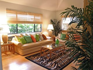 Wailua house photo - Another View of Living Room