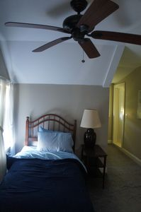 Upstairs single bedroom