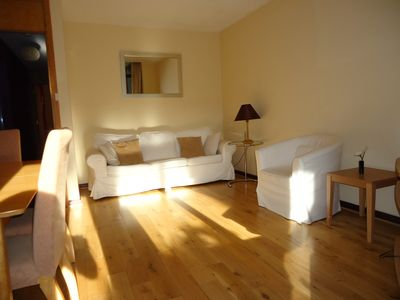 Dublin City Centre  - unbeatable location -  two apartments - quiet and central
