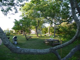 Montauk house photo - Back Yard