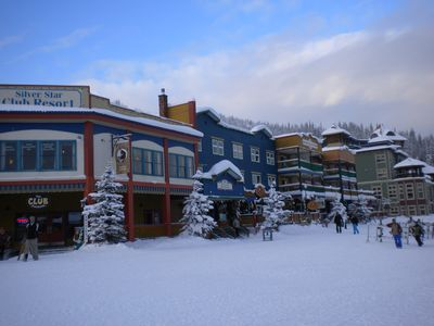 Silver Star Mountain chalet rental - Silver Star Mountain Resort