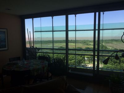 River View Luxurious Secluded 2Br 1300 sqft Apartment in Puerto Madero