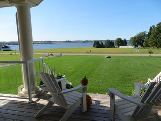 Charlottetown house photo - View of the West River from Front Balcony