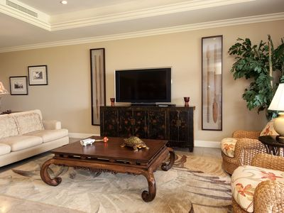 "Family Room with 50"" Plasma TV"