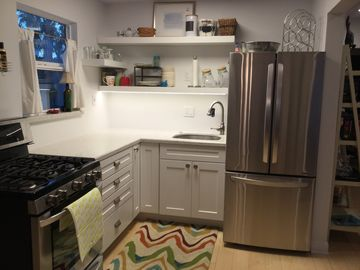 Ventura house rental - Our newly remodeled kitchen
