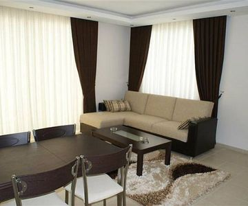 Short Term Rental Apartment at The Center of Alanya