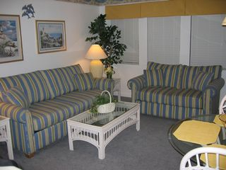 Myrtle Beach Resort condo photo - Living Room