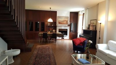 Spacious and elegant apartment in central Lecco, EXPO 2015