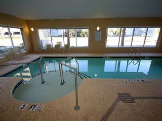 Crescent Beach condo photo - Indoor Pool