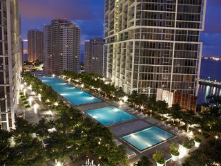 Brickell apartment photo - Outdoor pool