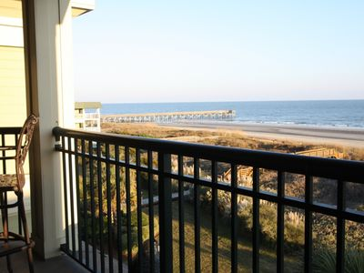 Double Balcony - Views of the Dunes and the beach! Direct Path to the Ocean