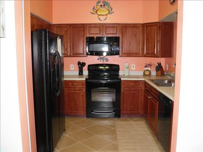 Kitchen - Fully equipped. All new appliances.