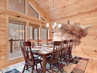 Wears Valley cabin photo - Dining Room