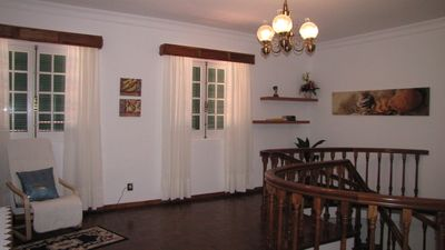 Sao Miguel Island villa rental - Upstairs foyer