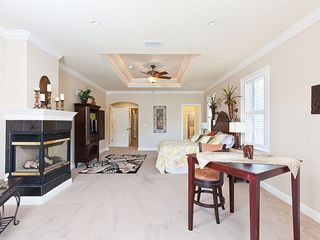 Ormond Beach house photo - Our master bedroom suite is just heavenly