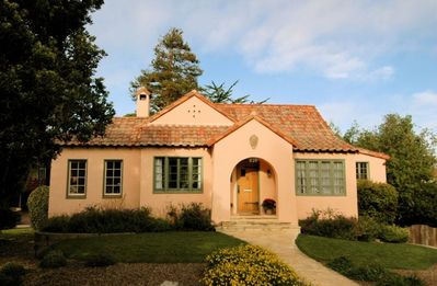 Beautiful California Spanish Revival. This Spacious Home Welcomes You!