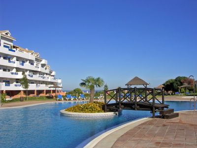 La Duquesa apartment rental - The Apartments overlooking one of three Pools