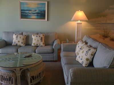 Vacation Homes in Ocean City condo rental - View of family area