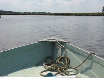 Boating on the Broadkill River
