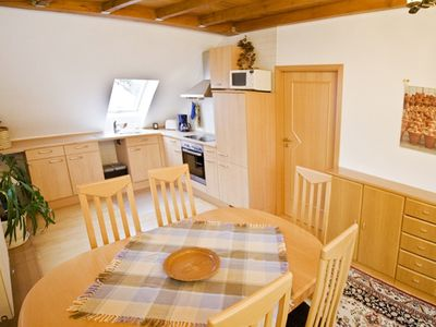 Berlin outskirts - (Brandenburg) apartment rental - Kitchen and Dining area