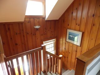 Rye house photo - Stairway to upstairs bedrooms and bath
