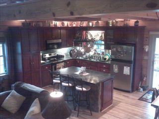 Claytor Lake cabin photo - Kitchen