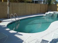 HUGH 2 STORY HOME WITH PRIVATE POOL, ONLY 75 YARDS TO BEACH!!!