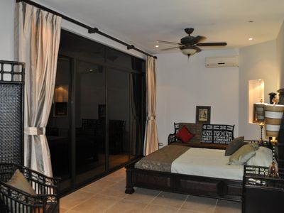 Punta Leona house rental - Bedroom #2 with Queen Bed