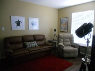 Corpus Christi condo photo - living room