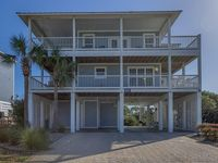 Newly Remodeled Pet Friendly Home w/ Private Heated Pool & Steps to the Beach