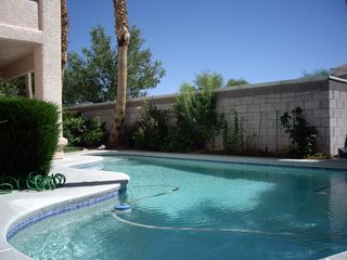 Las Vegas house photo - private swimming pool