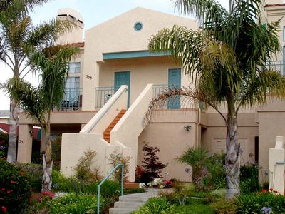 Pismo Beach condo rental - Rental #355, located 2 1/2 blocks from Beach, beautiful Ocean Views