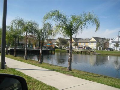 Venetian Bay townhome rental - One of many beautiful views