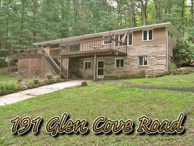 Exterior - Getaway to Deep Creek Lake at this Lovely Lake Access Home!
