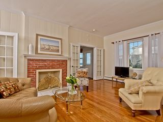 Narragansett Pier house photo - Living room