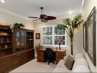 Bonita Springs apartment photo - Study / 3rd bedroom. Lazyboy 3 seater sofa converts to large double bed