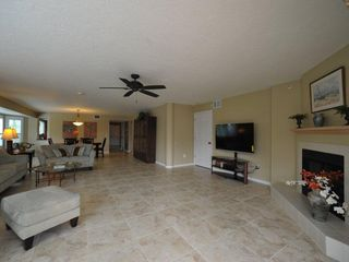 Placida condo photo - .Expansive living room.