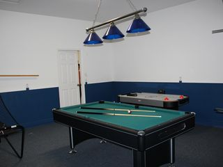 Marbella villa photo - Game Room