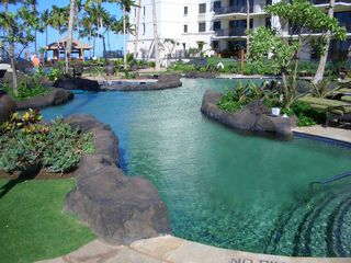 Ko Olina condo photo - Lagoon Pool