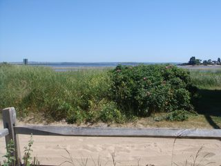 Biddeford cottage photo - View of Islands from front yard