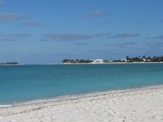 Treasure Cay condo photo - Easy Walk to one of the Top Beaches in the World