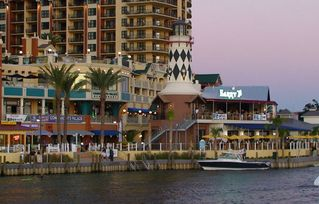 Harborwalk-Harry T's - Palms of Destin condo vacation rental photo