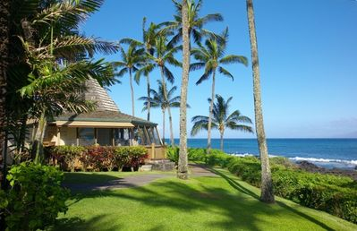 "Enjoy ""onolicious"" meals at the Gazebo located at Napili Shores!"